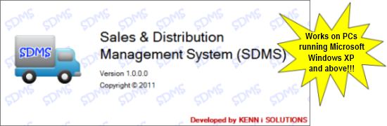 Sales & Distribution Management System (SDMS)